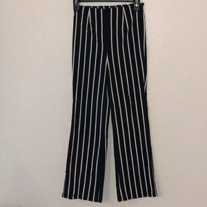 Forever 21 Striped Work Pant